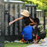 Okinawa conmemora el 72º aniversario de la batalla librada en 1945