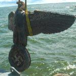 Sellado el destino del águila de bronce rescatada del acorazado alemán Graf Spee en el 2006