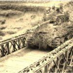 El puente Bailey le ayudó a los aliados a ganar la guerra