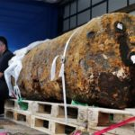 Desmantelada la enorme bomba encontrada en Frankfurt, Alemania