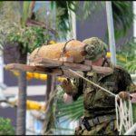 Desalojan zona en Naha para desactivar una bomba de la Segunda Guerra Mundial