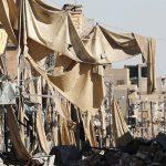 La ayuda a Raqqa, arrasada como Dresde en 1945, busca esconder el inhumano atentado