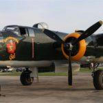 Pilotee un avión de la Segunda Guerra Mundial