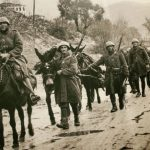 Encuentran restos de 108 soldados griegos muertos en Albania durante la Segunda Guerra Mundial