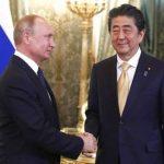 Presidente Putin y Primer Ministro Abe conversan sobre las islas Kuriles y firma del Tratado de Paz pendiente