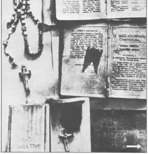 Pertenencias del padre Zielkoski