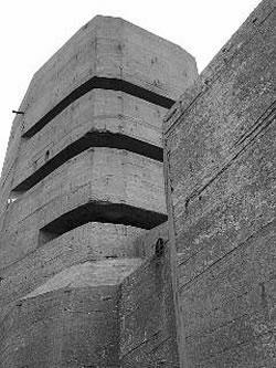 Torre de observación naval