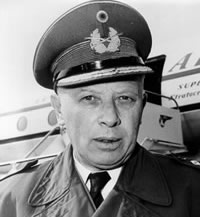 Teniente-General Adolf Heusinger