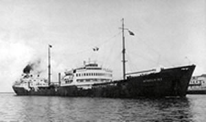 MV Althenking