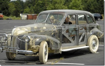 Transparent Car Auction
