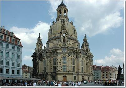Frauenkirche en 2011