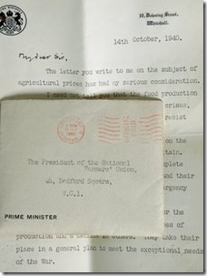 Carta de Churchill