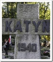 Poland Silencing Stalin's Massacre