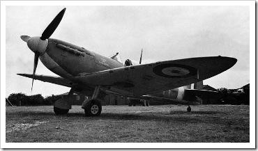 Myanmar Britain Spitfires