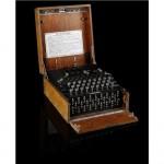Máquina Enigma original puesta en subasta