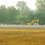 Equipo de búsqueda de Spitfires enterrados en Myanmar encuentra un inconveniente