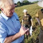 David Cundall insiste en seguir buscando los Spitfire en Myanmar