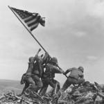 Monumento original de Iwo Jima puesto en subasta