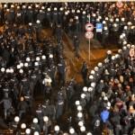 Neonazis conmemoran con marcha el bombardeo de Dresden