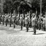 Cómo los japoneses ayudaron a los británicos a sofocar el alzamiento de Java en 1945