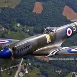 Spitfire de la Segunda Guerra Mundial puesto en venta por 1,45 millones de libras