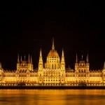 Bomba de la Segunda Guerra Mundial en el Parlamento de Hungría