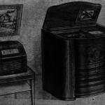 La pantalla de TV del futuro, en 1944, no era mayor que la de una tablet de hoy.