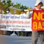 Okinawa: Opositores a bases de EE.UU., tienen ahora contra-opositores