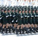 China lista para realizar el primer desfile militar conmemorando el fin de la Segunda Guerra Mundial