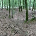 Los campos de batalla ocultos de la Segunda Guerra Mundial revelan las tácticas secretas de los alemanes
