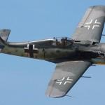Encuentran Focke Wulf Fw 190 estrellado en Masurian, Polonia