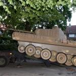 Las autoridades alemanas decomisan armas pesadas de la Segunda Guerra Mundial