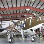 Dos aviones C-47 y AT vuelan de Alaska a Siberia repitiendo ruta polar