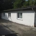 En Alemania provisionalmente alojan a migrantes en Buchenwald
