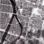 Fotos aéreas documentan la destrucción de las ciudades japonesas por ataques aéreos de Estados Unidos