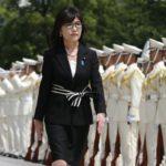 Nueva Ministra de Defensa japonesa genera controversia