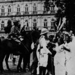 La lucha en India por lograr su independencia de Gran Bretaña