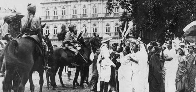 La lucha en India por lograr su independencia de Gran Bretaña – Blog de  Exordio