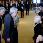 Emperador y Emperatriz de Japón reciben a familiares de veteranos japoneses en Hanoi