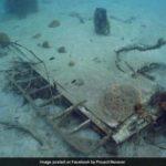Encuentran bombarderos B-25 estrellados en el mar de Papua Nueva Guinea