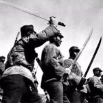La espada china vs la bayoneta japonesa: ¿Quién ganaría?