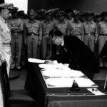 2 setiembre de 1945, fin de la Segunda Guerra Mundial