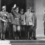 En Alemania, 23-11-1940, Rumania firma el Pacto Tripartito