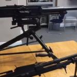 En entrega de armas ilegales en Londres reciben incluso armas pesadas