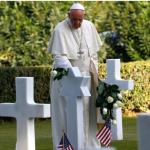 El Papa advierte que una terrible guerra mundial amenaza al mundo