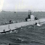Encuentran los restos del submarino HMS Narwhal hundido en aguas escocesas en 1940