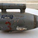 En eBay ponen a la venta cámara filmadora alemana Zeiss Ikon de la Luftwaffe