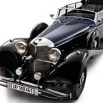 Es puesto en subasta un Mercedes Benz 770K de Hitler