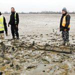 En lago cercano a Auschwitz encuentran restos de bombardero Ilyushin Il-4