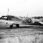 Investigan uno de los Spitfire y su piloto, que se estrelló en Gales